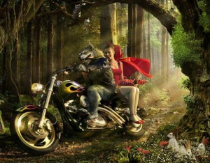 Helping Hands Of America >> Fairy Tale Origins (Little Red Riding Hood in America)